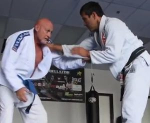 Martial arts for older adults